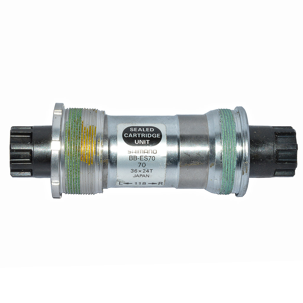 توپی تنه دوچرخه شیمانو Shimano Bottom Bracket BB-ES70 70