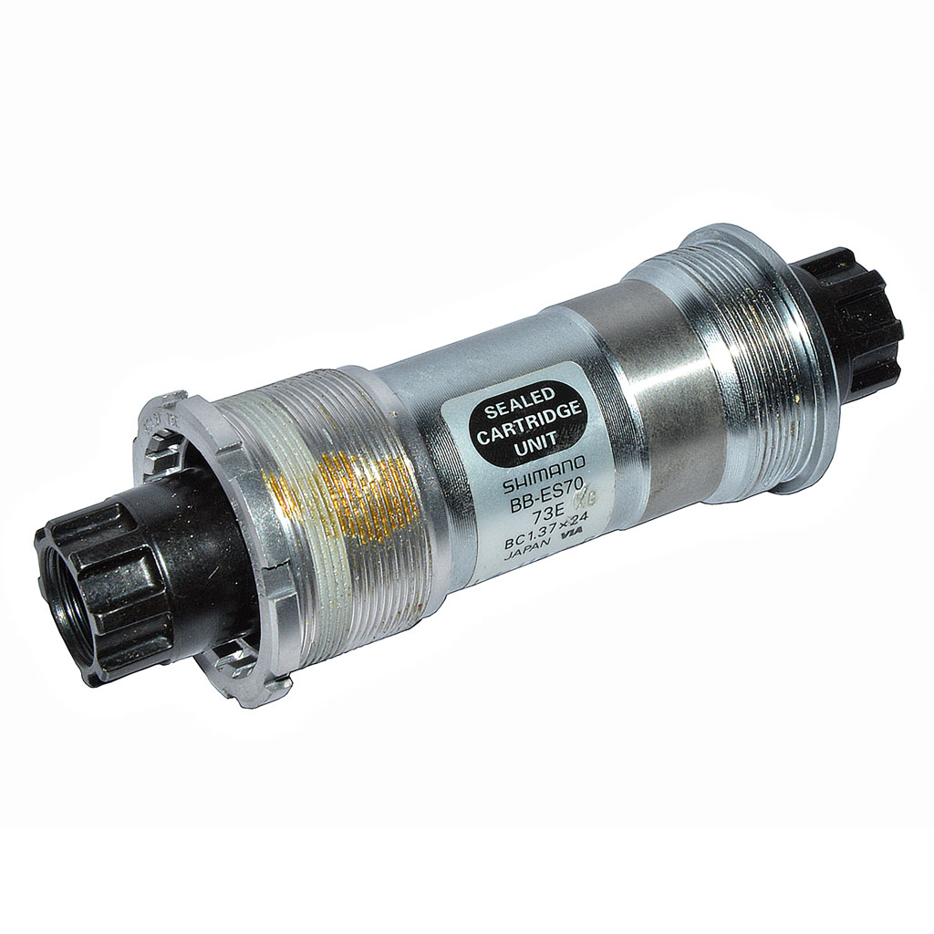 توپی تنه دوچرخه شیمانو Shimano Bottom Bracket BB-ES70 73E
