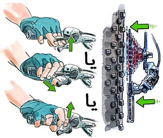 دسته دنده های ST Dual Control