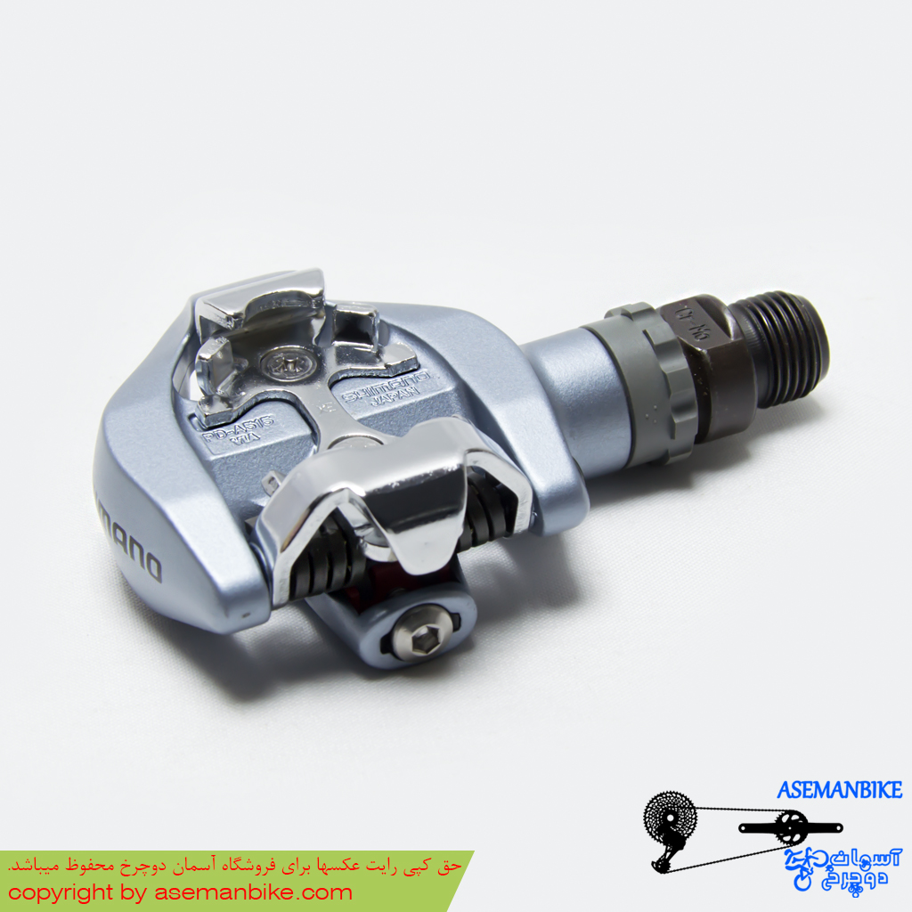 پدال لوک قفل شو دوچرخه شیمانو ژاپن Shimano Pedal PD-A515