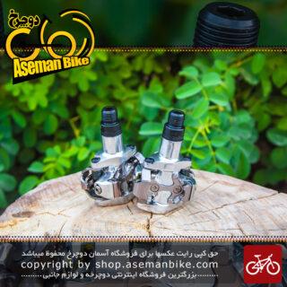 پدال دوچرخه شیمانو قفلي کوهستان Shimano Pedal PD-M505