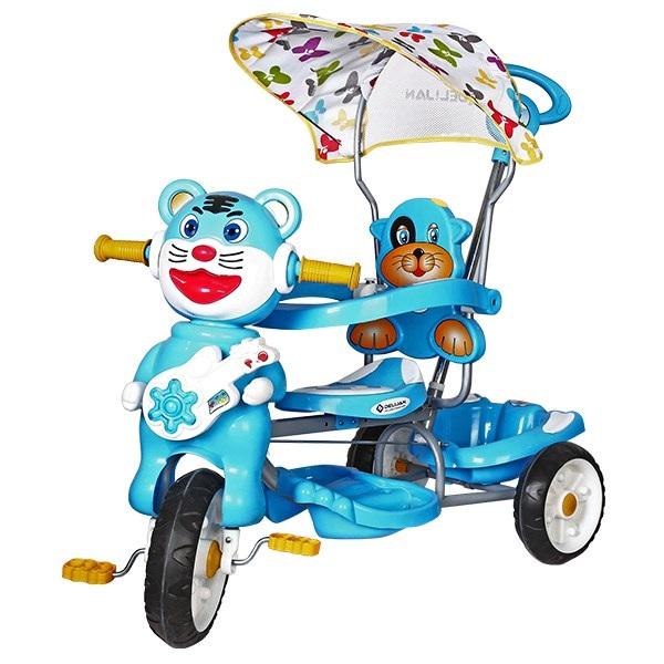 سه چرخه کودک دلیجان مدل تایگر Tricycle Delijan Tiger