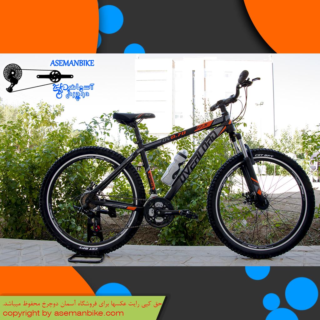 دوچرخه کوهستان اورلرد مدل او وی سایز 27.5 2017 Overlord Mountain Bicycle OV 27.5 2017