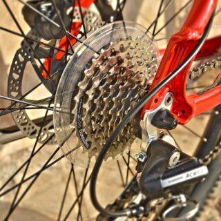 دوچرخه کوهستان اوارلورد مدل پلاتینوم سایز 26 2017 Overlord Mountain Bicycle Platinum 26 2017