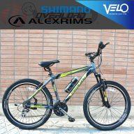 دوچرخه کوهستان اورلورد مدل مینیاتور سایز 26 2017 Overlord Mountain Bicycle Miniature 26 2017
