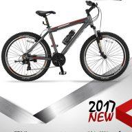 دوچرخه کوهستان اورلورد مدل کلاسیک سایز 26 2017 Overlord Bicycle Classic 26 2017