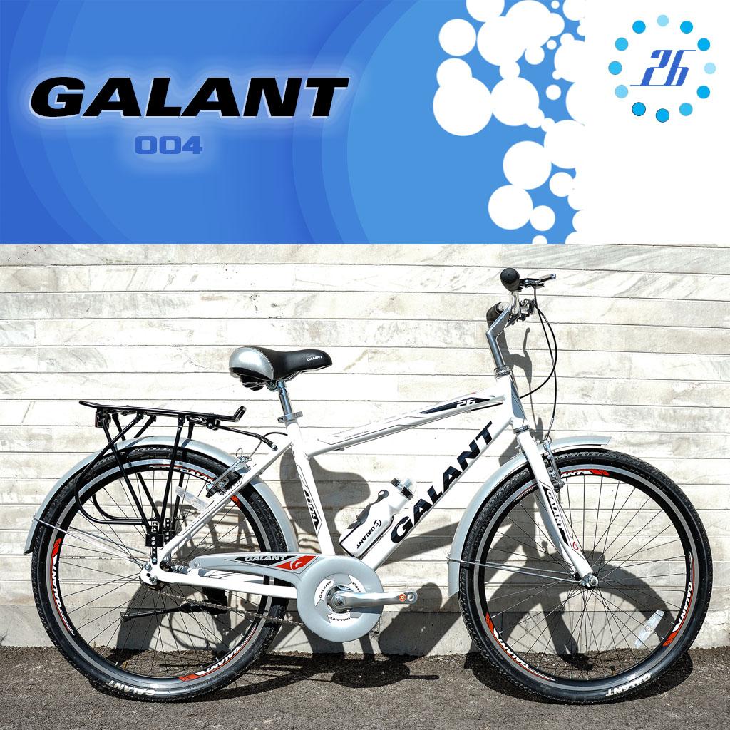 دوچرخه توریستی شهری گالانت مدل 004 Galant Tourism Bike 004