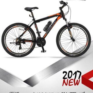 دوچرخه کوهستان اورلورد مدل مینیاتور سایز 26 2017 Overlord Bicycle Miniature 26 2017