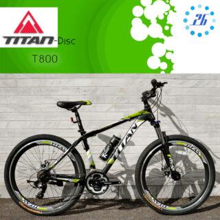 دوچرخه کوهستان تایتان مدل تی 800 سایز 26 Titan Mountain Bike T800 26