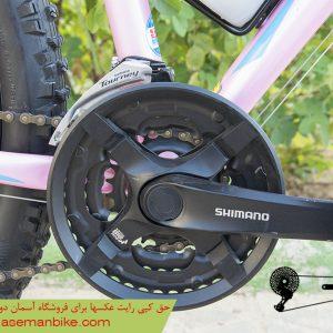 دوچرخه بانوان ترينكس مدل اكس ترم تيوبلس طراحي ايتاليتا Trinx Lady Bicycle D620L X-Treme Series Tubeless Italy Design