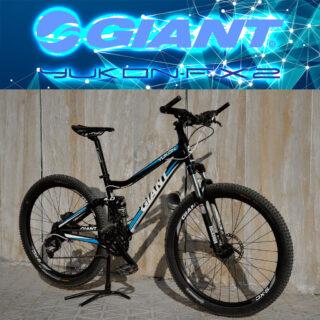 دوچرخه کوهستان جاینت مدل یوکان اف ایکس تو سایز 26 Giant Mountain Bike Yukon FX2 26