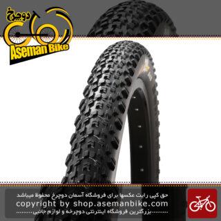 تایر لاستیک دوچرخه دورو تایلند سایز 26 در 2.10 تاشو مدل ماینر Bicycle Tire 26x2.10 Duro Miner Thailand