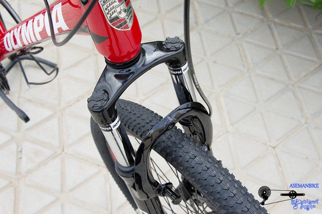دوچرخه المپیا مدل تور 100 سایز 26 Olympia Bicycle Thor 100 26