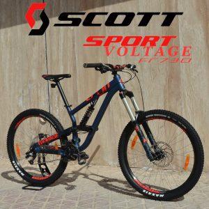 دوچرخه فری راید اسکات مدل ولتاژ اف آر 730 Scott Free Ride Bike VOLTAGE fr730