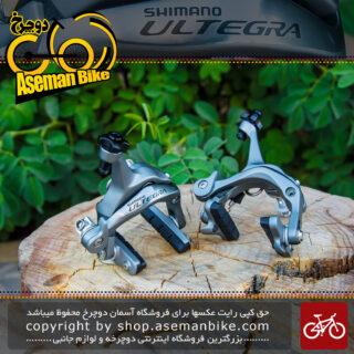 ترمز جلو و عقب دوچرخه کورسی جاده شیمانو مدل التگرا بی آر 6700 Shimano Ultegra BR-6700 Brakes