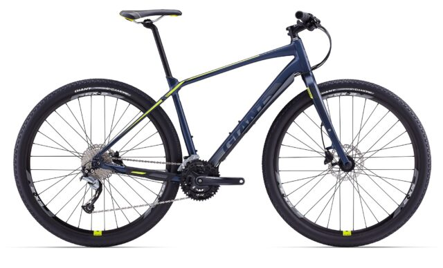 دوچرخه تورینگ جاینت مدل تاف رود اس ال آر 2 Giant Toughroad SLR 2 2017