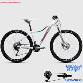 دوچرخه کوهستان بانوان کیوب مدل اکسس دبلیو ال اس پرو سایز 29 2017 Cube Mountain Bike Lady Access WLS Pro 29 2017