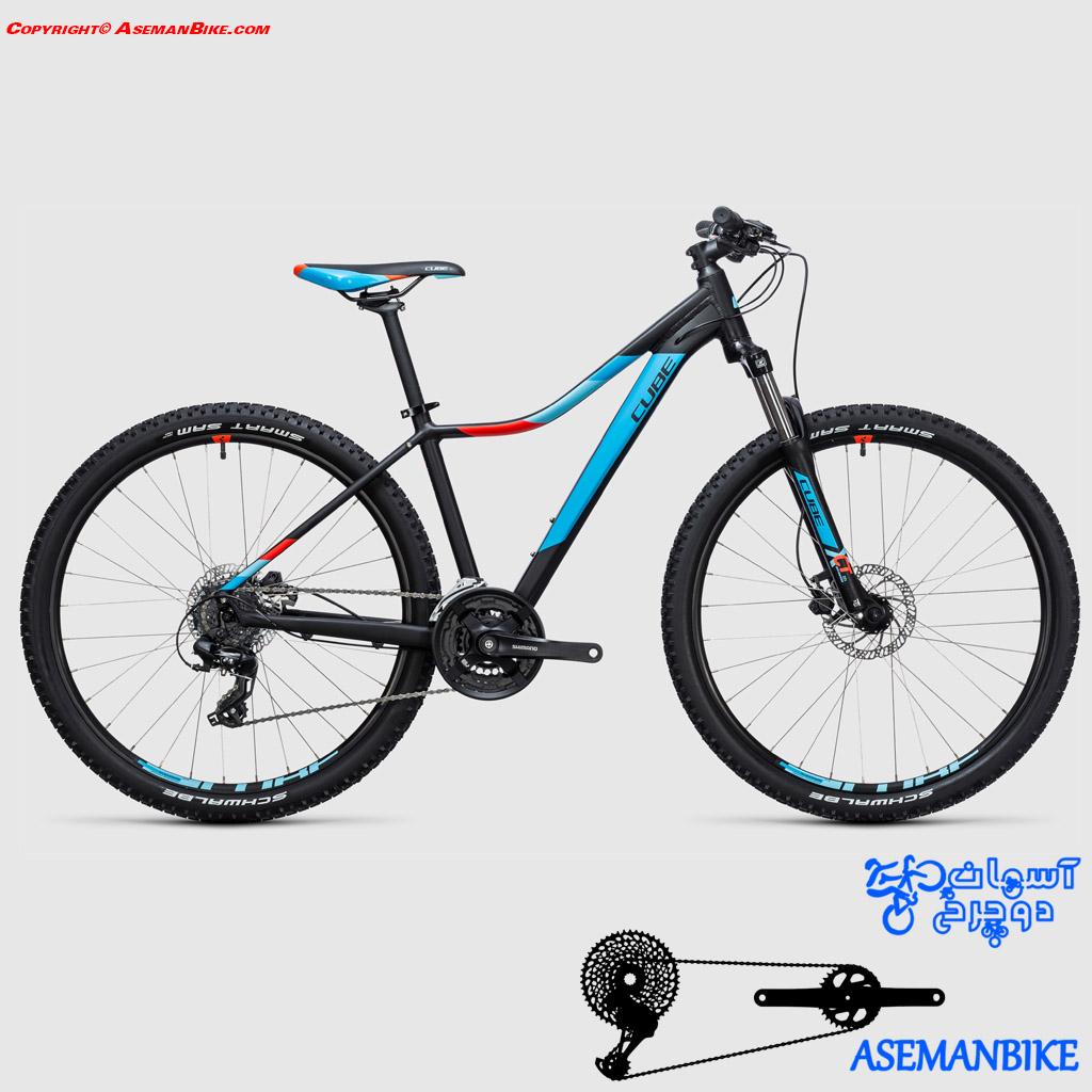 دوچرخه کوهستان بانوان کیوب مدل اکسس دبلیو ال اس دیسک سایز 29 2017 Cube Mountain Bike Lady Access WLS Disc 29 2017