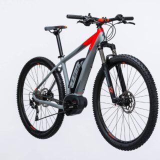 دوچرخه برقی کیوب مدل ری اکشن هیبرید اچ پی ای پرو 500 سایز 27.5 2017 Cube Electric Bicycle Reaction Hybrid HPA Pro 500 27.5 2017