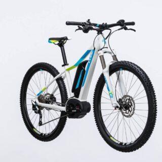 دوچرخه برقی کیوب مدل اکسس دبلیو ال اس هیبرید پرو 500 سایز 27.5 2017 Cube Electric Bicycle Access WLS Hybrid Pro 500 27.5 2017