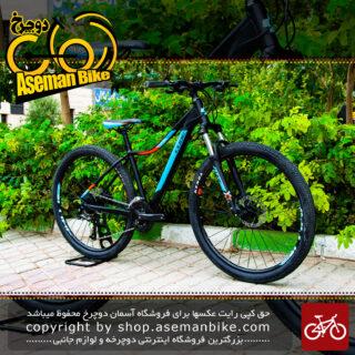 دوچرخه کوهستان بانوان کیوب مدل اکسس دبلیو ال اس دیسک سایز 27.5 2017 Cube Mountain Bike Lady Access WLS Disc 27.5 2017