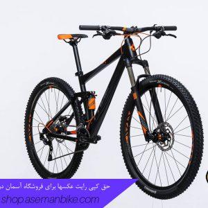 دوچرخه کوهستان کیوب مدل استریو 120 سایز 27.5 2017 Cube Mountain Bike Stereo 120 HPA Pro 27.5 2017