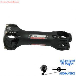 کرپی کربن دوچرخه اف اس ای مدل او اس 115 FSA Carbon Stem OS 115