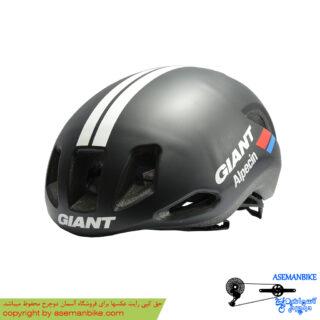 کلاه دوچرخه سواری جاینت آلپسین Giant Alpecin Helmet