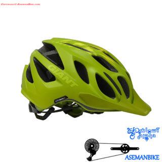 کلاه دوچرخه سواری جاینت مدل رلم Giant Helmet Realm