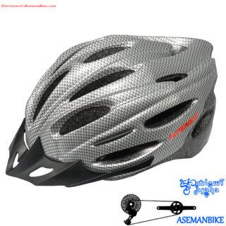کلاه دوچرخه سواری اینتنس خاکستری Intense Helmet Gray