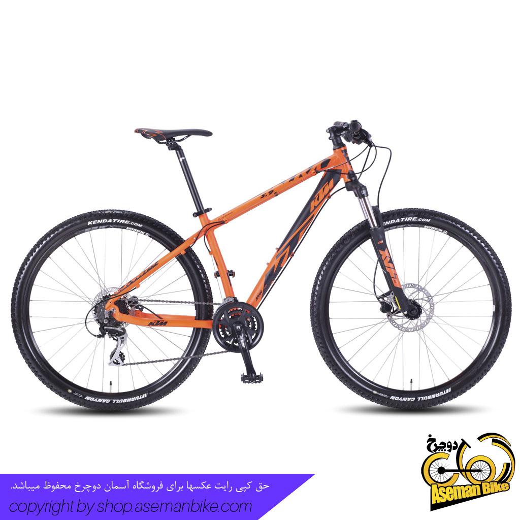 دوچرخه کوهستان کی تی ام مدل الترا 5.9 سایز 29 2017 KTM Ultra 5.9 24G 29 2017