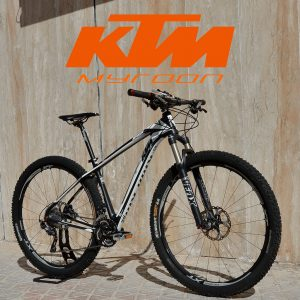 دوچرخه کوهستان کی تی ام کربن کار کرده مدل مایرون مستر سایز 29 KTM Mountain Bike Myroon Master