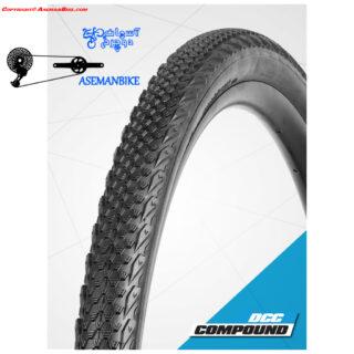 تایر دوچرخه وی رابر ابریشمی تاشو مدل ریل Vee Rubber Tire Folding Bead Rail
