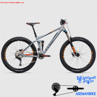 دوچرخه کوهستان کیوب مدل استریو 140 سایز 27.5 2017 Cube Mountain Bike Stereo 140 HPA Pro 27.5 2017