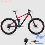 دوچرخه کوهستان کیوب مدل استریو 160 سایز 27.5 2017 Cube Mountain Bike Stereo 160 HPA Race 27.5 2017