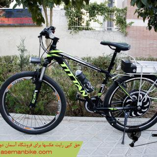 دوچرخه برقی تیتان مدل تی 600 وی سایز 26 2017 Titan Electric Bike T600-v 26 2017