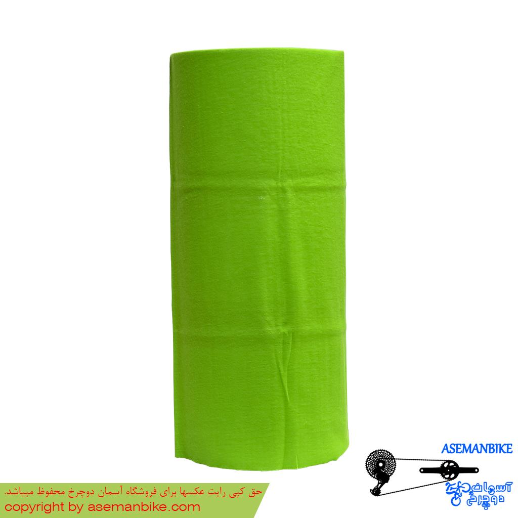 دستمال سر و گردن اسکارف سبز Scarf Headwear Green