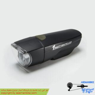 چراغ جلو دوچرخه ایکس سی مدل 163 ال ای دی 1 وات XC Bicycle Head Light 1 Watt