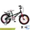 دوچرخه شهري قناري مدل بولدوزر مشکی سايز 16 Canary City Bicycle Bull Dozer 16