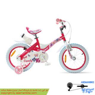 دوچرخه شهري قناري مدل کندی سايز 16 Canary City Bicycle Candy 16