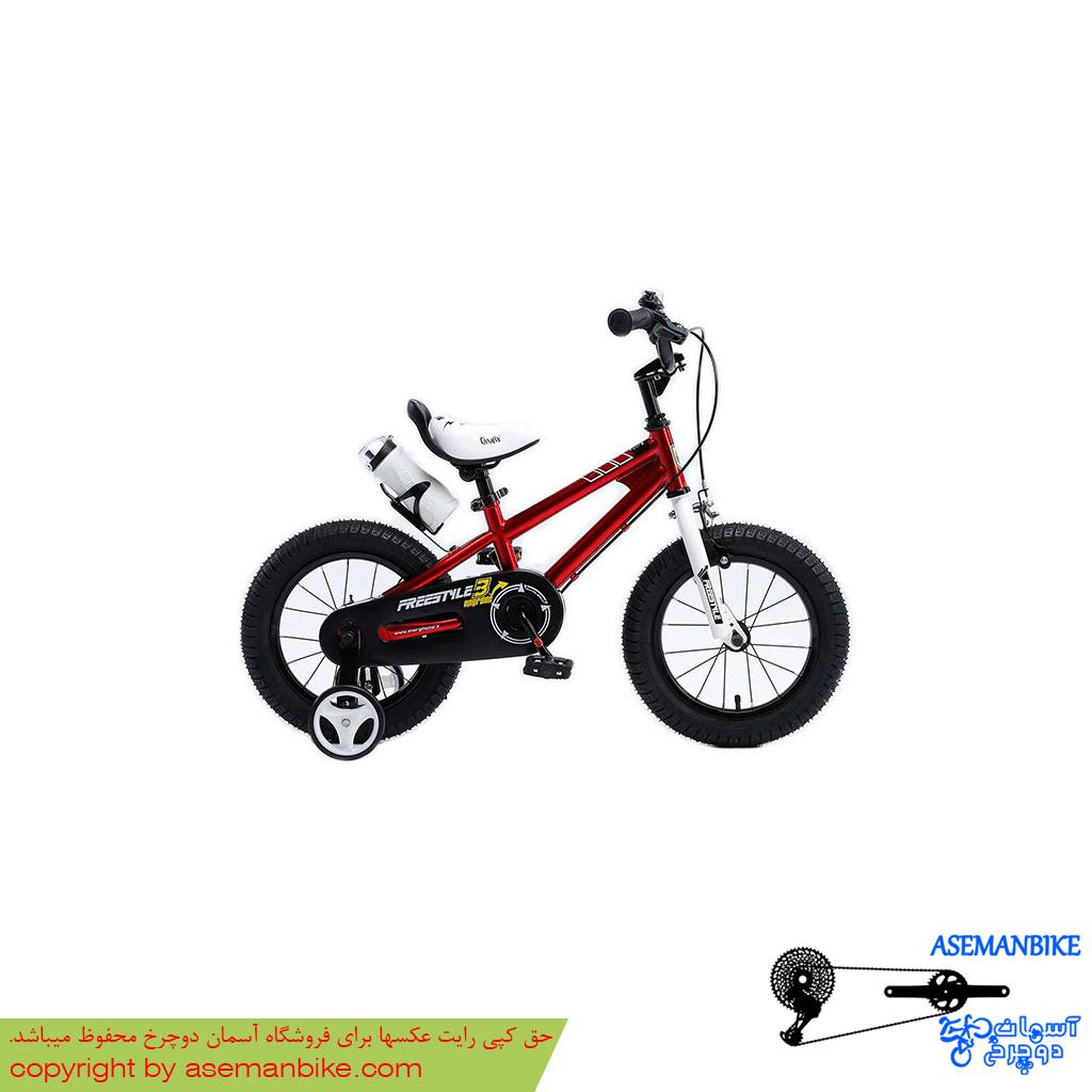 دوچرخه شهري قناري مدل فری استایل سايز 16 Canary City Bicycle Freestyle 16