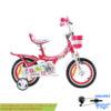 دوچرخه شهري قناري مدل Jenny سايز 12