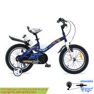 دوچرخه شهري قناري مدل لئوپارد کاربنی سايز 16 Canary City Bicycle Leopard 16