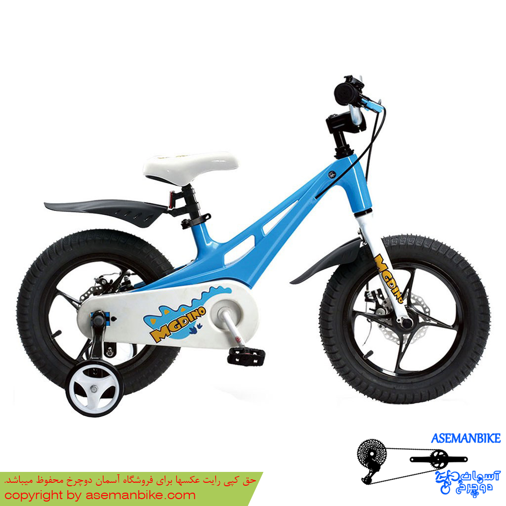 دوچرخه شهری قناری مدل ام جی دینو سایز 14 Canary City Bicycle MGDino 14