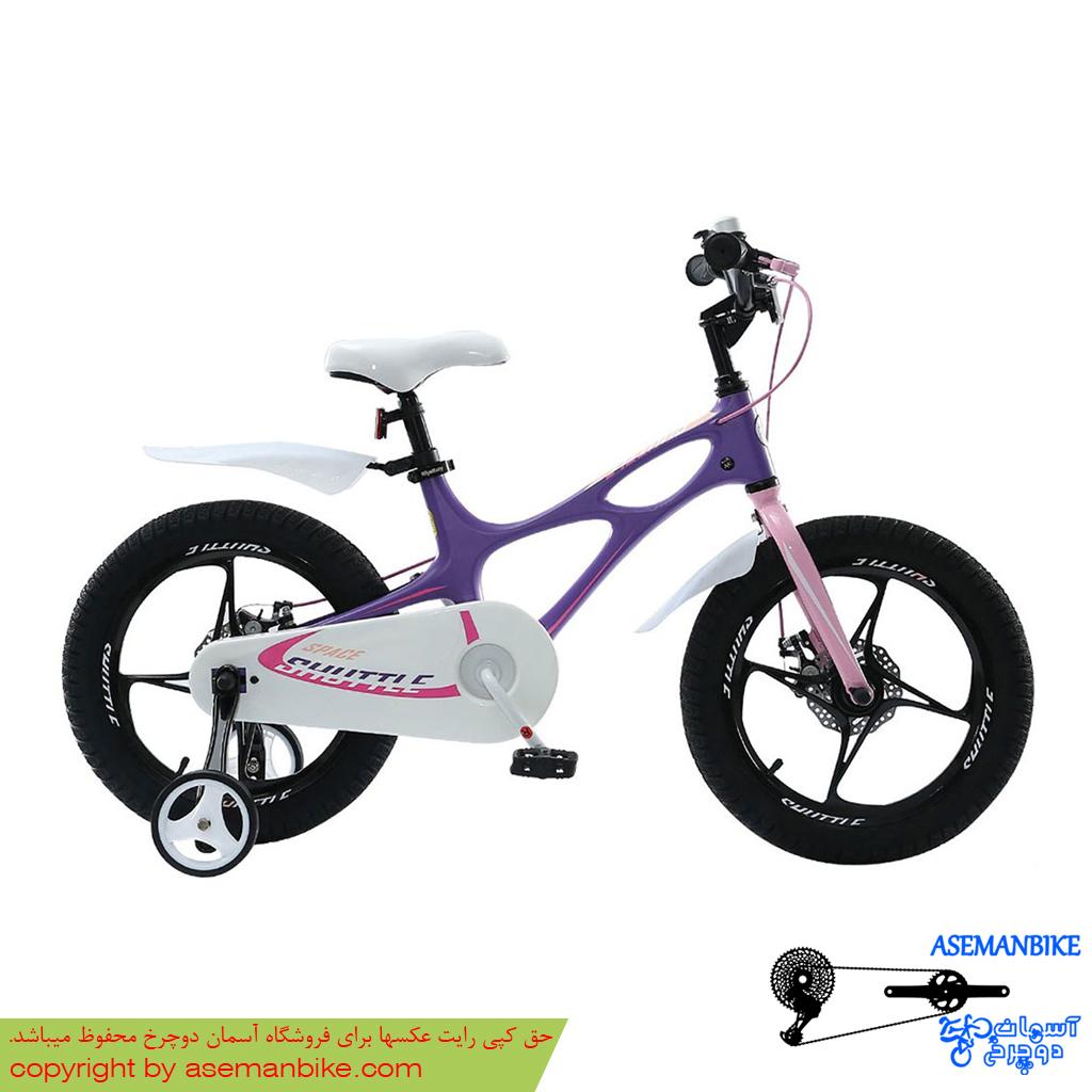 دوچرخه شهري قناري مدل اسپیس شاتل سايز 16 Canary City Bicycle Space Shuttle 16