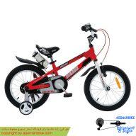 دوچرخه شهري قناري مدل اسپیس شماره 1 قرمز سايز 16 Canary City Bicycle Space No.1 16
