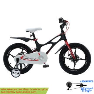 دوچرخه شهري قناري مدل اسپیس شاتل مشکی سايز 16 Canary City Bicycle Space Shuttle 16