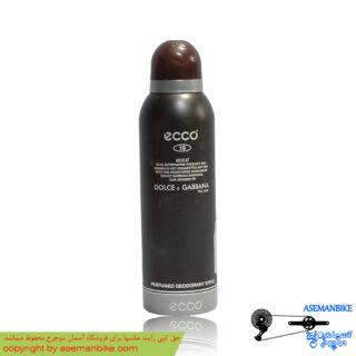 اسپری خوشبو کننده بدن اکو بزرگ مدل دولچه گابانا Ecco Body Spray Dolce & Gabbana