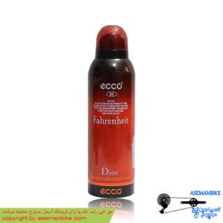 اسپری خوشبو کننده بدن اکو بزرگ مدل فارنهایت Ecco Body Spray Fahrenheit
