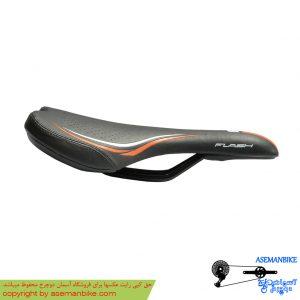زین دوچرخه فلش باریک Flash Saddle Slim